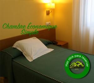 chambre simple economique