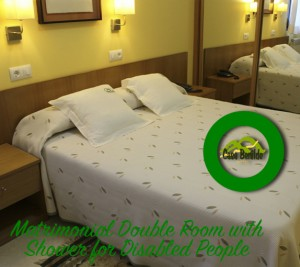Matrimonial double room